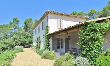 Lorgues - Bastide with stunning view- En - Provence Var