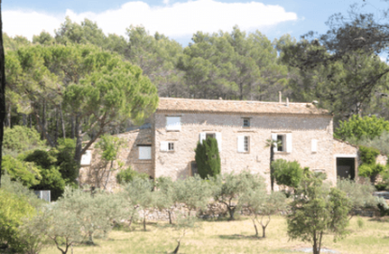 Traditional house, bastide 19th century for sale Trans en Provence